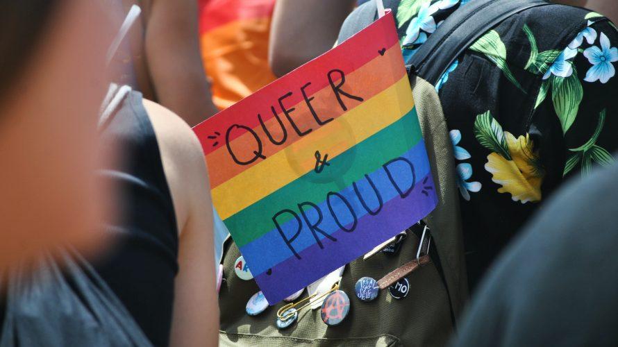 LGBTQIの旗について調べてみた!-6色にはどのような意味があるの?-